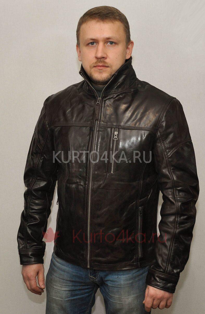 Зимние Кожаные Куртки Мужские Из Кожи Буйвола Купить В Москве