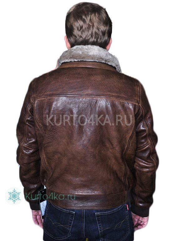 Кожаные куртки никельсон
