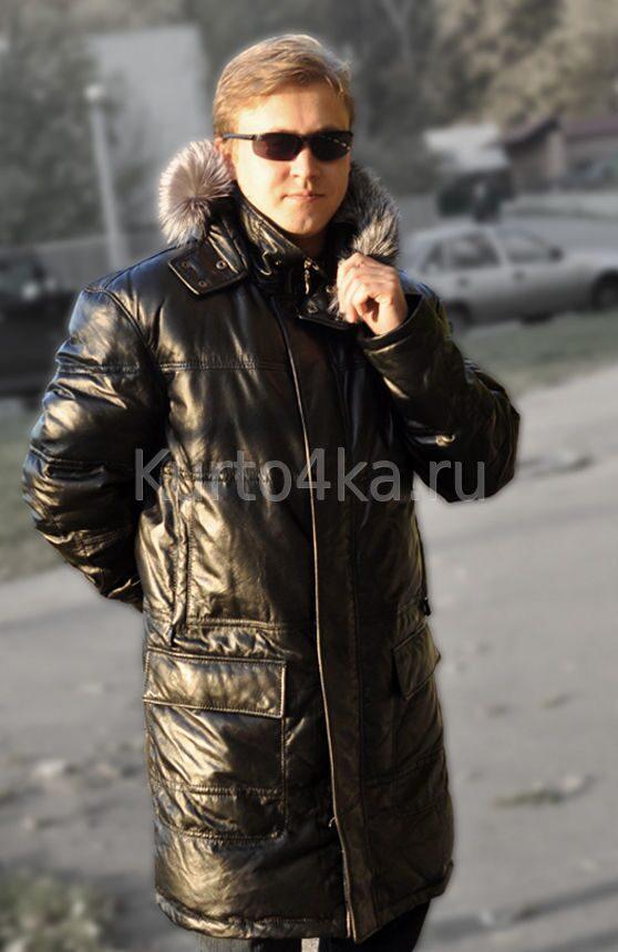 Купить Кожаную Куртку Аляску