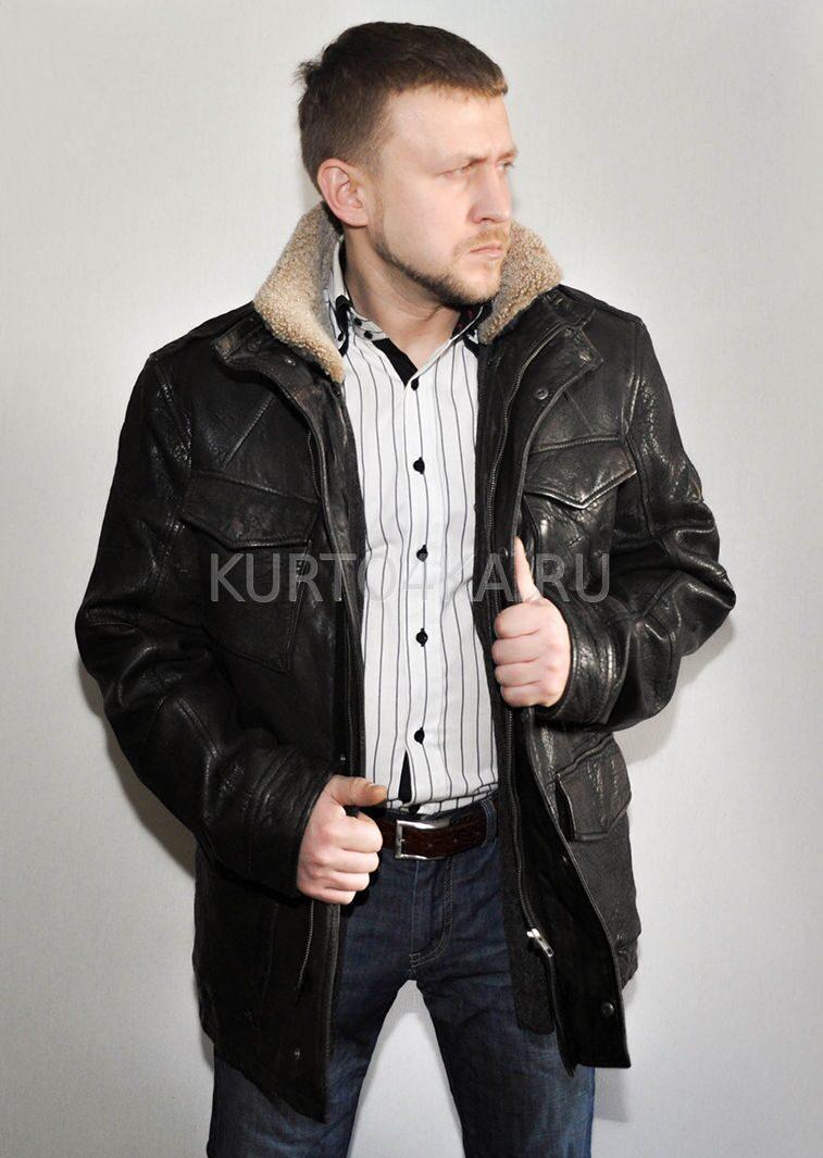 Кожаные Зимние Куртки Недорого Купить