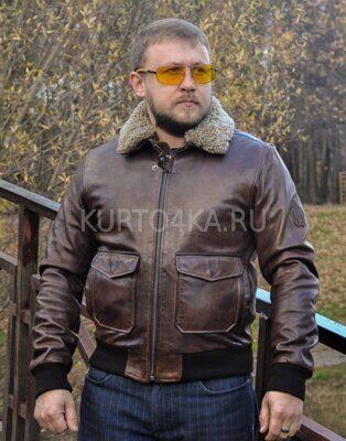 8547116fbf3 Кожаные куртки Пилот   Купить в интернет-магазине Kurto4ka.ru